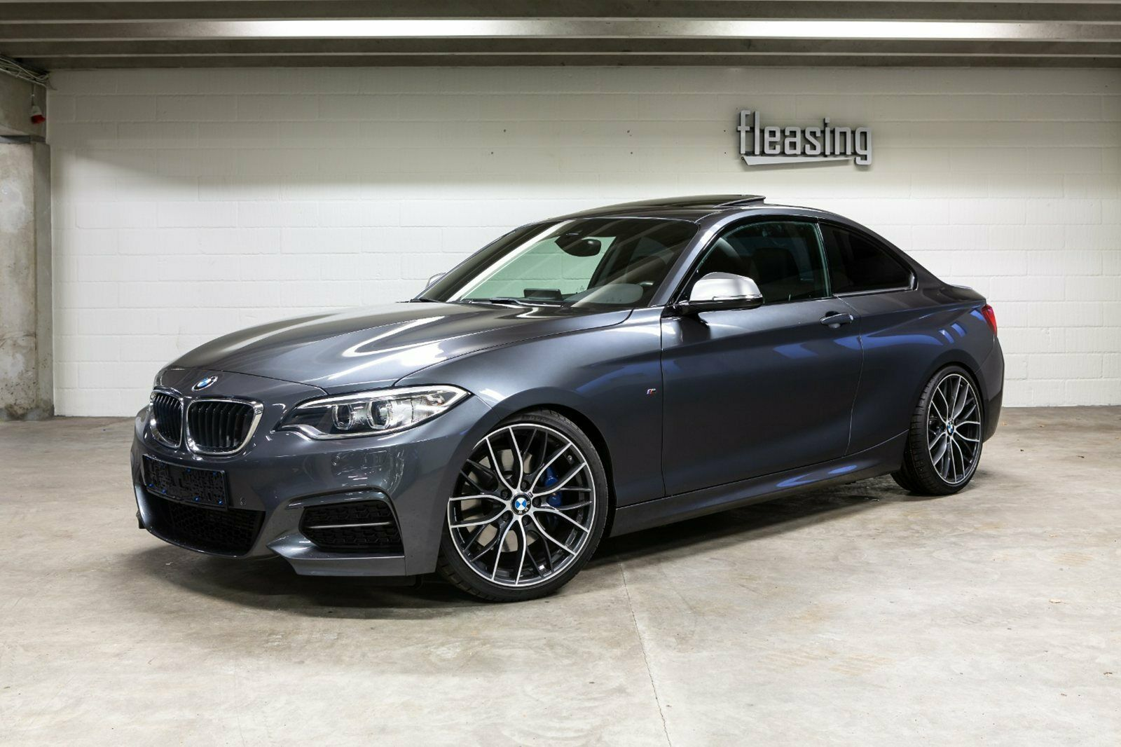 BMW M235i 3,0 Coupé aut. 2d - 3.200 kr.