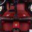 Fit-Honda-Accord-2004-2020-Horizontal-Luxury-Custom-4-Door-Sedan-Car-Floor-Mats miniature 18