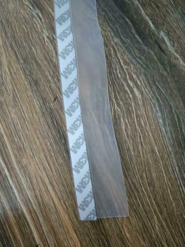 3m Door Seal Strip Bottom Self Adhesive Soundproof Weather Stripping For Window
