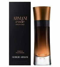 Giorgio Armani Code Profumo Pour Homme Parfum 60ml - GENUINE NEW & SEALED