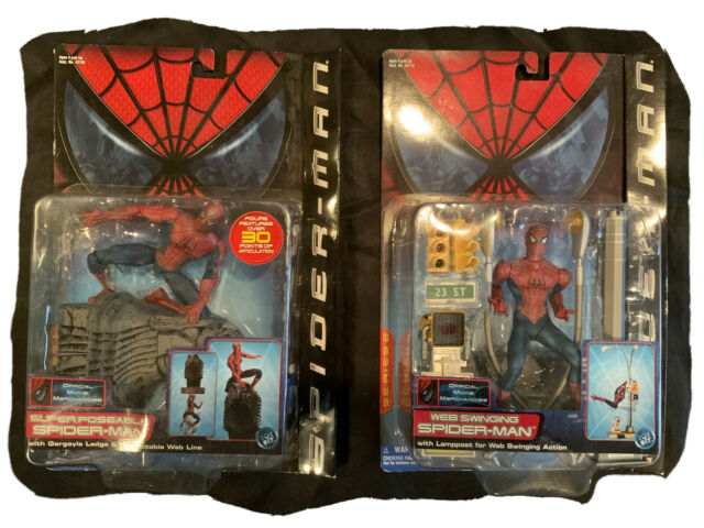 Marvel Super Heroes poseable metal action figures by Toy Biz   YOU PICK!