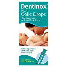 Dentinox coliche gocce con nuovo SIRINGA 100ml (3 bottiglie)
