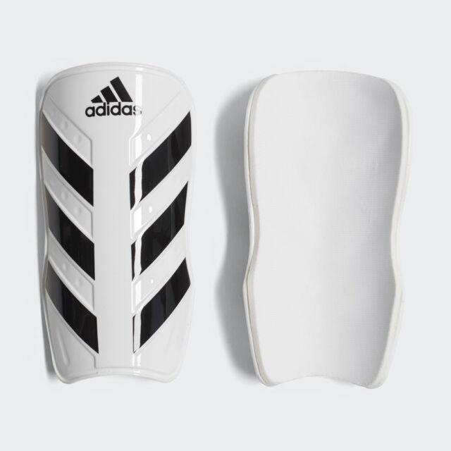 Adidas Everlesto Soccer Shin Guards (White/Black) CW5561*