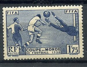 PROMO-STAMP-TIMBRE-FRANCE-NEUF-N-396-COUPE-MONDIAL-DE-FOOTBALL-COTE-35