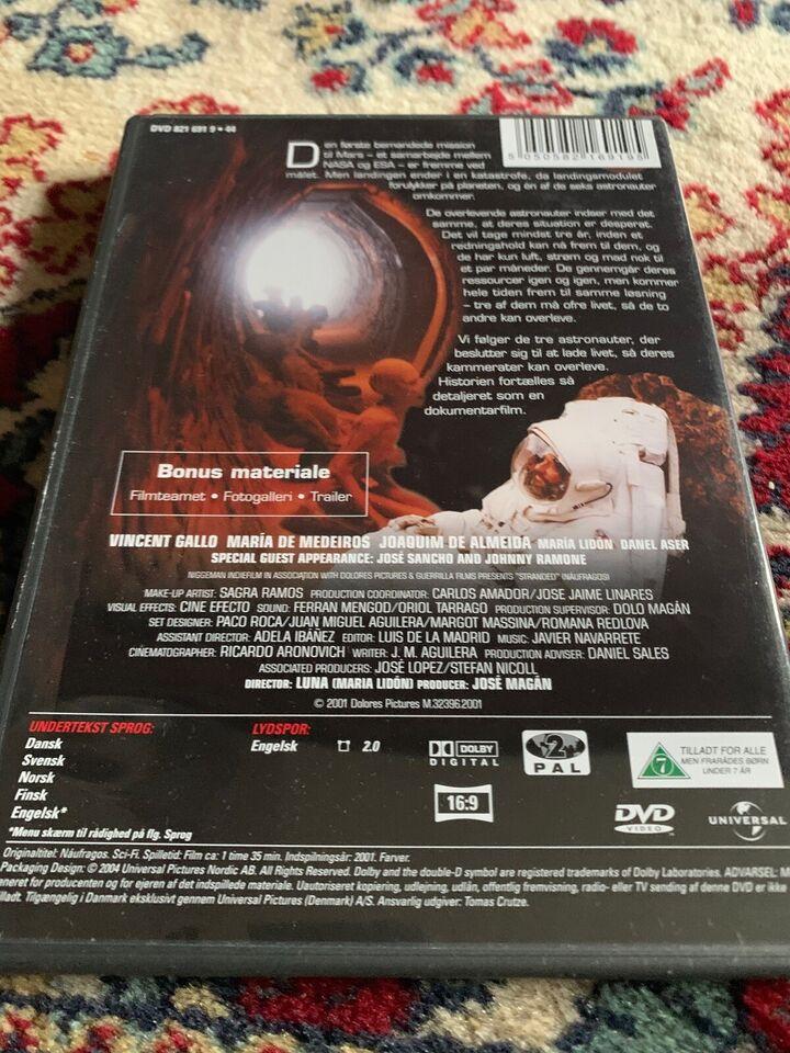 STRANDED , instruktør María Lidón, DVD