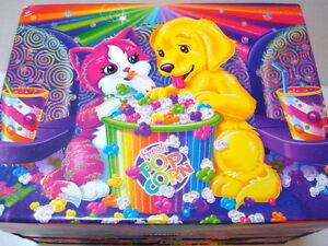 Image Is Loading Lisa Frank Jewelry Box Stationary Organizer Puppy Dog