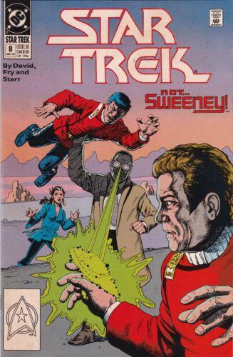 Star Trek Issue 8! DC Comic