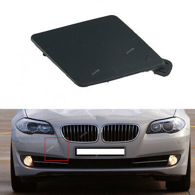 For BMW 5 Series F10 LCI 528i 535i 550i 14-16 /& Front Bumper Tow Hook Eye Cover