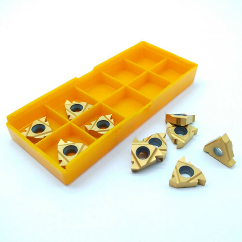 20pcs MMT16ER AG60 US735 Threaded turning inserts CNC TOOL Carbide inserts