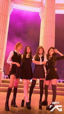 "164 Korean Idol Black Pink Girl Hot Kpop Star 14/""x18/"" Poster"