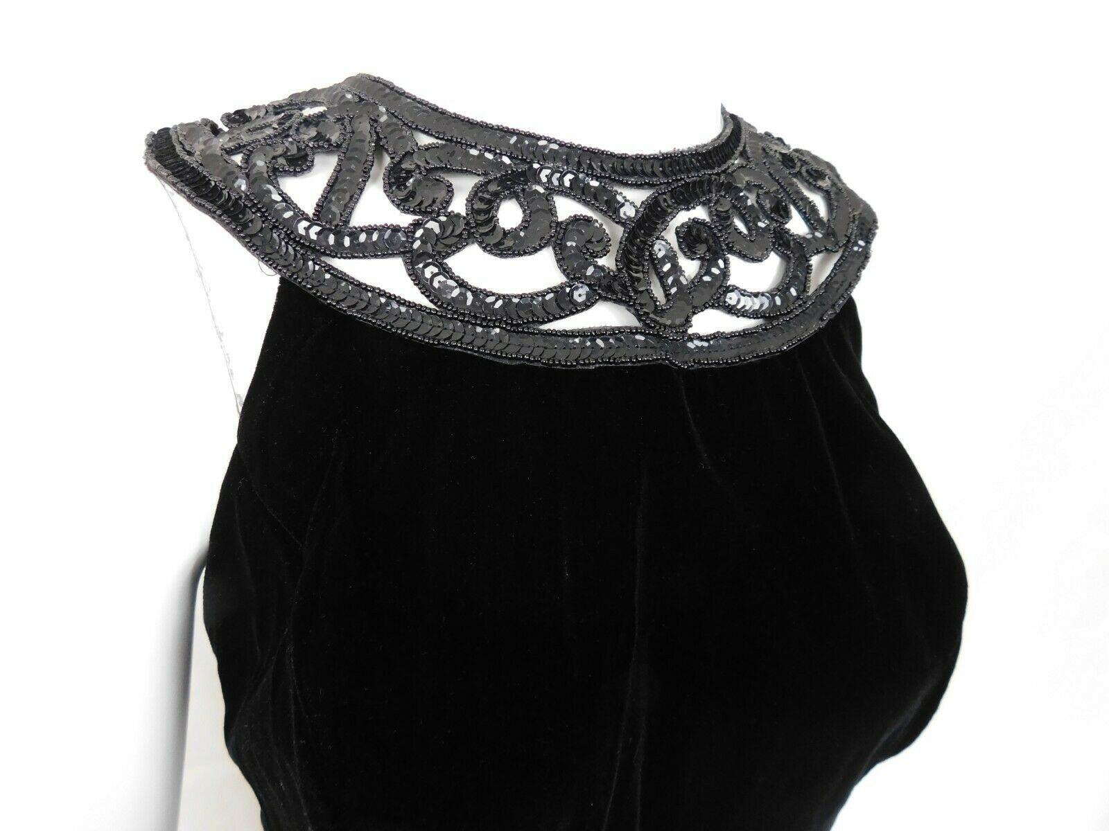 Vintage Jessica McClintock Gunne Sax Dress Size 1… - image 3