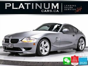 2006 BMW M Roadster & Coupe COUPE, 330HP, MANUAL, M-SPORT SEATS/STEERING WHEEL