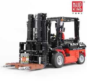 Bausteine-Bulldozer-Engineering-Fernbedienung-Spielzeug-Geschenk-Modell-Kind