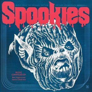 Ken-Higgins-James-C-Spookies-Original-Soundtrack-New-Vinyl-Colored