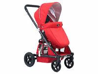 Valco 2013 Spark Stroller In Strawberry - Brand Open Box