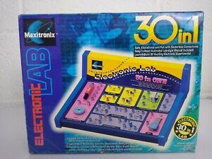 Retro-Maxitronix-30-in-1-Electronic-Lab