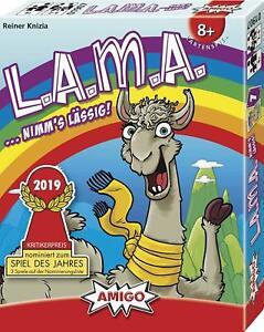 LAMA-Kartenspiel-fuer-2-6-Spieler-ab-8-Jahren-NEU-und-OVP