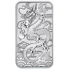 1oz Drachen 2018 Silber 5€ Rabatt ab 5 Stück