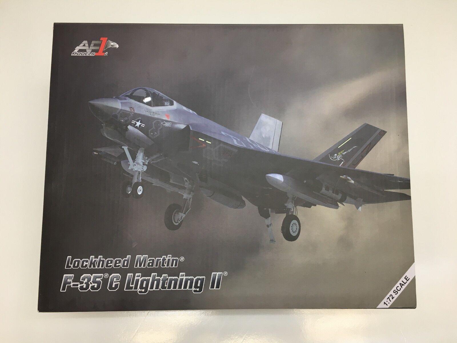 mejor calidad Air Force 1 AF1-0010A, Lockheed Martin F-35C Lightning Ii, 1 1 1 72  genuina alta calidad