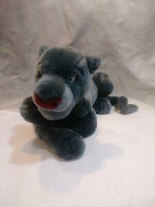 Disney-Jungle-Book-Bagheera-Plush-20-039-Authentic-Disney-Store-clean-fluffy-cat