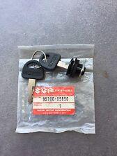 SUZUKI GS125 GSX400 GS450 TAIL COVER LOCK SET NOS 95700-05850