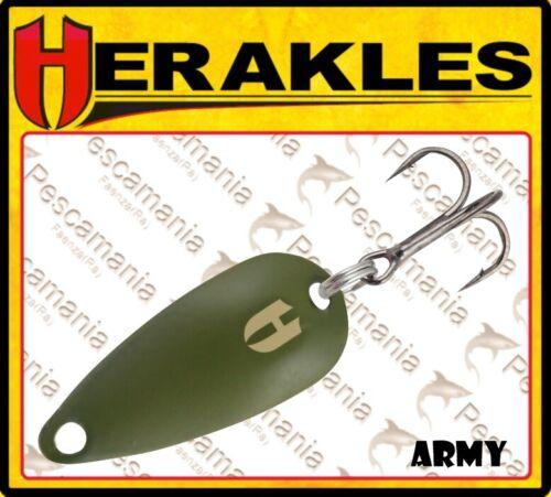 Ondulante Herakles KEEPER trout Spoon gr.2,5 artificiale trota lago cava