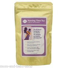 FAIRHAVEN HEALTH MILKIES NURSING TIME TEA LACTATION BREAST FEEDING 4 oz/ 113 gms