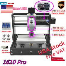 Usdiy Cnc 1610 Pro Grbl Laser Engraving Machine Router Kit Milling Pvc Pcb Wood