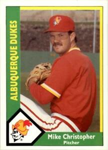 Details About 1990 Albuquerque Dukes Cmc Baseball You Pick Buy 10 Cards Free Ship