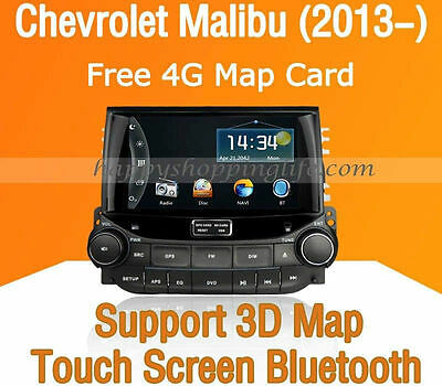 Car Multimedia Player for Chevrolet Malibu Holden Malibu 2013 2014 DVD GPS Navi
