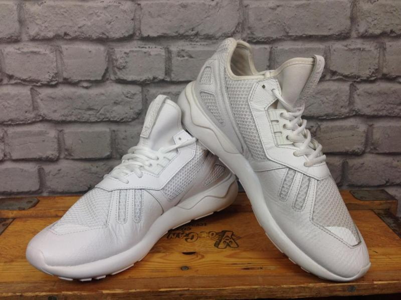 ADIDAS / ORIGINALS TUBULAR RUNNER LEATHER Comfortable Wild casual shoes