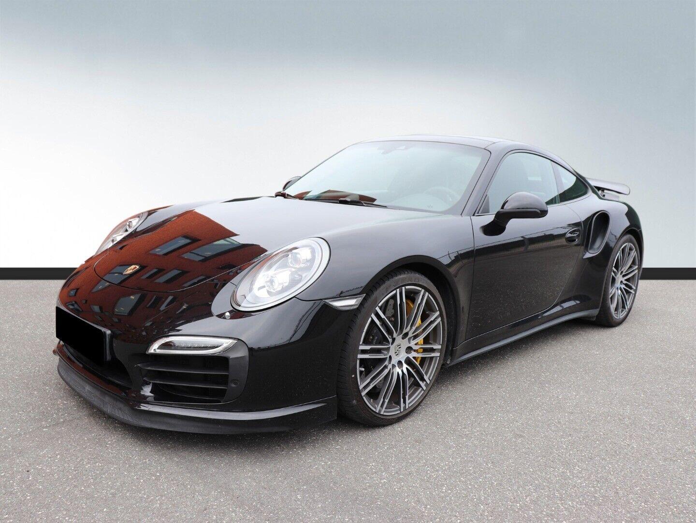 Porsche 911 Turbo S - Coupé PDK
