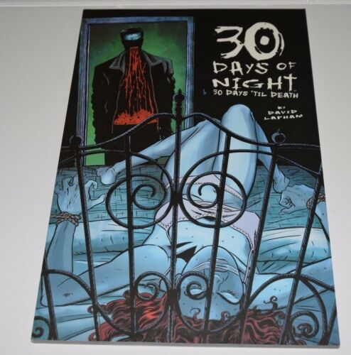 30 Days of Night 30 Days 'Til Death by David Lapham 2009, Paperback