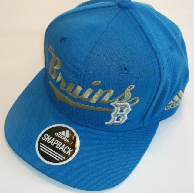 b45904b58d8 Buy UCLA Bruins Cap Hat Flat Brim Snapback adidas OSFM Tail Sweep ...