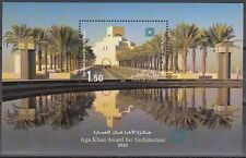 Qatar 2010 ** Bl.67 Aga-Khan-Preis Architektur Architecture Museum Building
