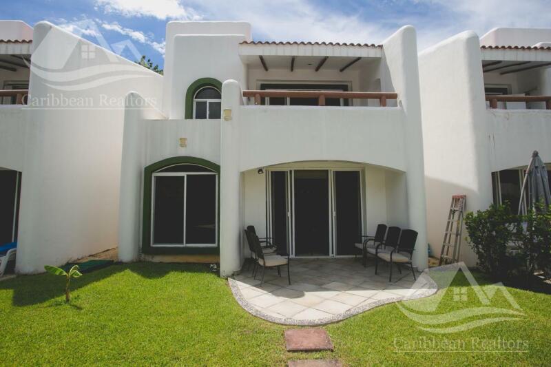 Casa en Venta en Playa del Carmen Riviera Maya Playacar Mayamar