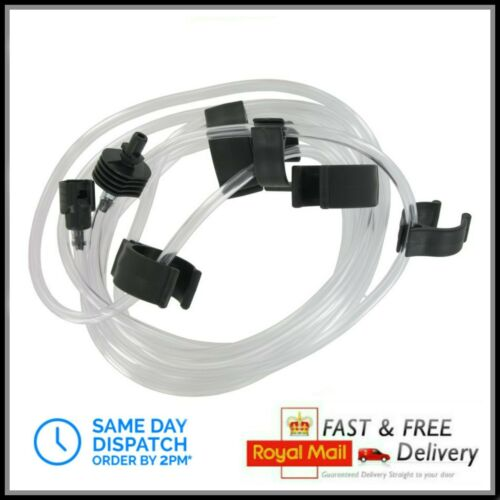 Tube Fits VAX 3 IN 1 101 121 5000 6000 6130 Water Supply Feed Pipe Hose Clear