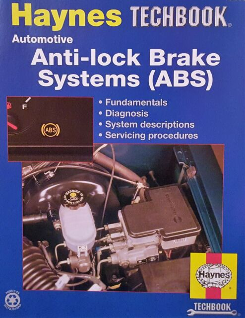 Haynes Technical Manual 10411 / TECHBOOK / Anti-lock Brake Systems (ABS)
