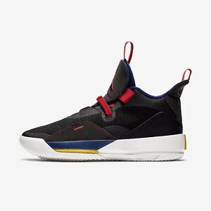 d1f7e629fd26a6 Nike Air Jordan XXXIII 33 PF  BV5072-001  Men Basketball Shoes Tech ...