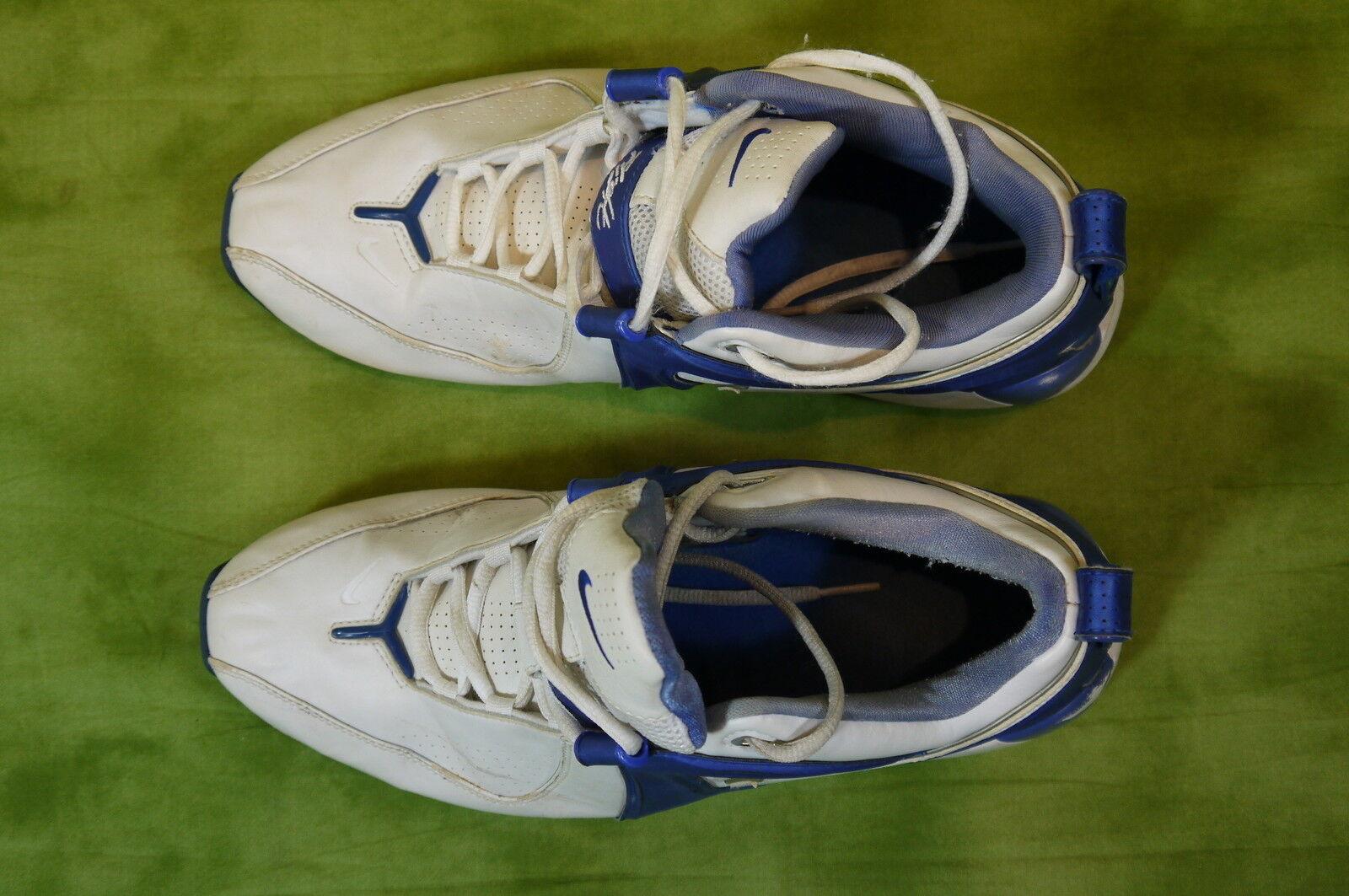 Nike Basketball shoes  FLIGHT  Men's 11  color color color bluee   White fe3cd7