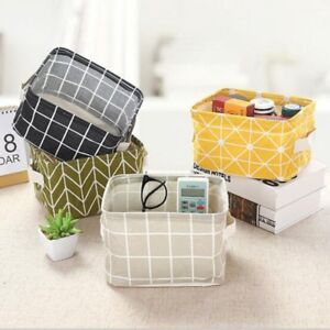 Foldable-Fabric-Cloth-Storage-Box-Household-Organizer-Cube-Bin-Basket-Container