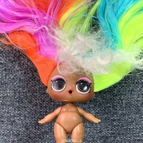 #HairGoals Wave 2 Rainbow toy With a random Boby LOL Surprise Doll VALLEY B.B