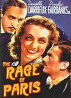 Rage of Paris 0089218486196 With Douglas J Fairbanks DVD Region 1