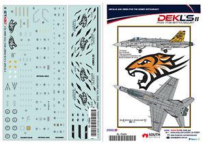 1-72-F-A-18-Hornet-RAAF-2OCU-75th-Anniversary-Decal-DEKL-039-s-II