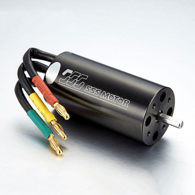 2PCS TFL 3660-1620KV CNC SSS Brushless 4-Pole redor Motor Electronic Boat Spart