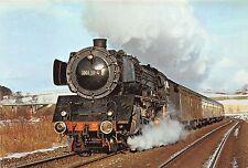BC59155 Schnellzug Dampflokomotive Hof Saale trains train