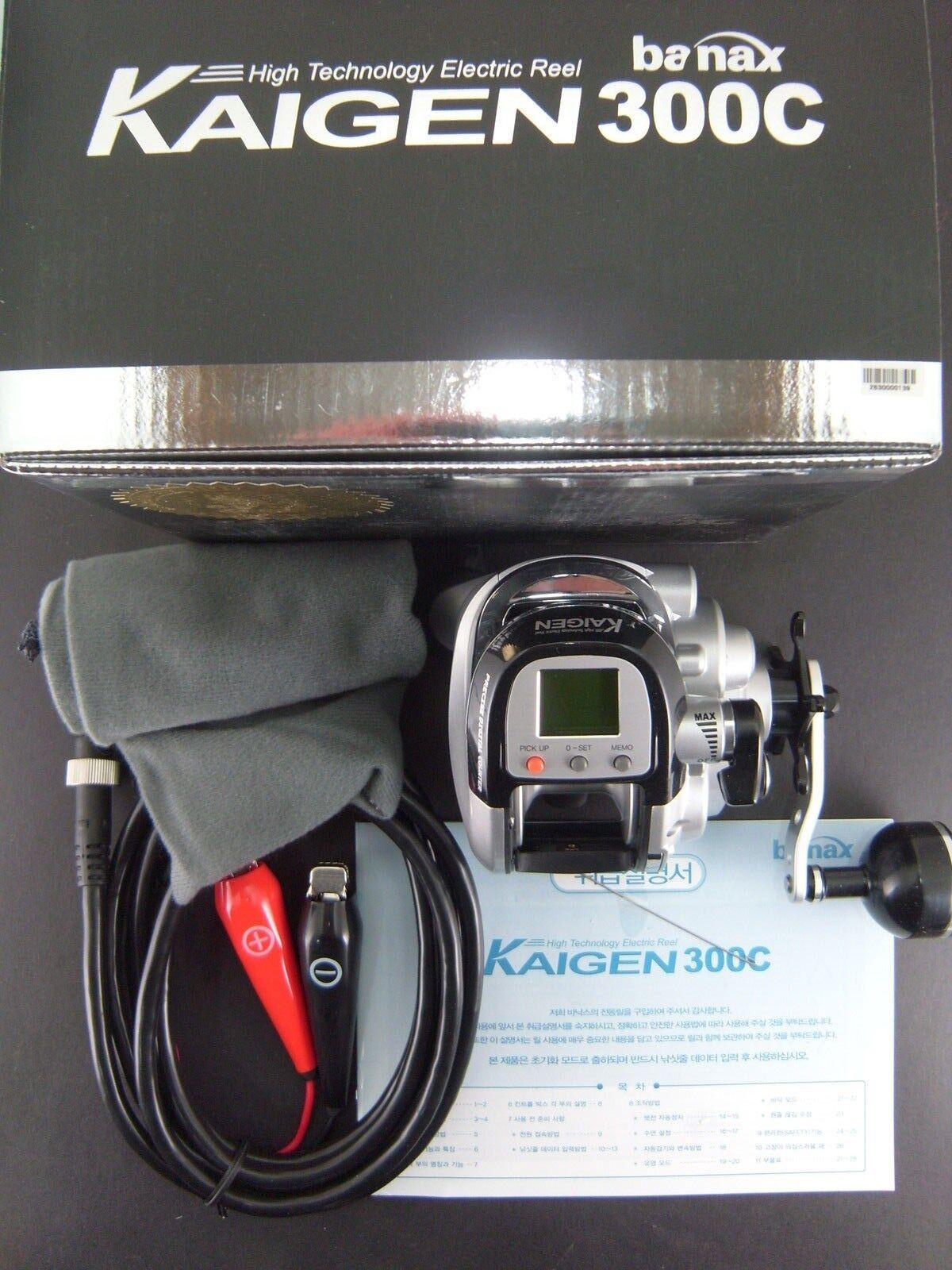 2015 Brand New Banax Kaigen 300C High Technology Electric Fishing Reel