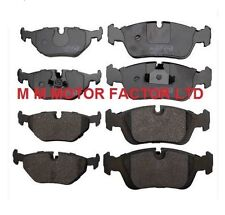 BMW3 Series E46 1998-2004 316, 320, 323, 325 & 328 Front & Rear Brake Pads Set
