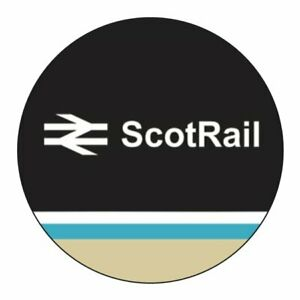 SCOTRAIL STICKERS x 4 BRAND NEW BR BRITISH RAIL CLASS 47