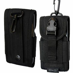 Universal-Belt-Loop-Hook-Pouch-Case-Cover-Army-Camo-Holster-For-Samsung-Galaxy
